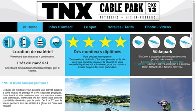 Site internet de Enxo