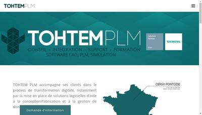 Site internet de Tohtem It