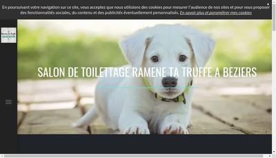 Site internet de Ramene Ta Truffe