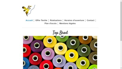 Site internet de Top Brod