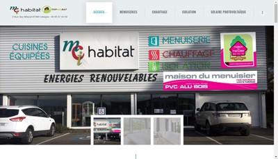 Site internet de Mci Habitat
