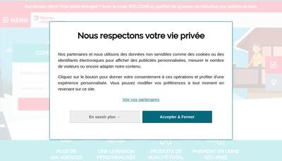 Site internet de Cpo-Combustibles de L'Ouest–Bonamy–Coe–Montenay Combustibles–Spca–Cco–Sachot–Slc