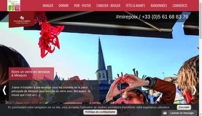 Site internet de Le Chapelier Fou
