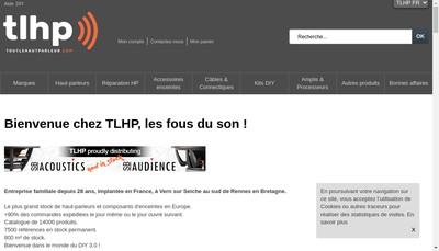 Site internet de Tlhp