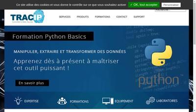 Site internet de PCM ASSISTANCE