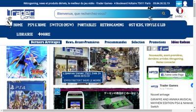 Site internet de Manga Multimedia