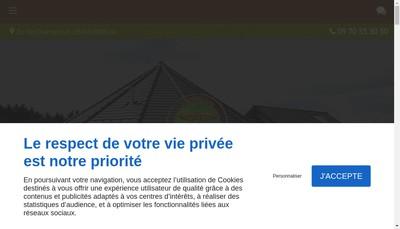 Site internet de Tradition Bois Bourbonnais