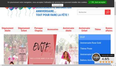 Site internet de Sodif Mini-Fouine