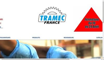 Site internet de Tramec France