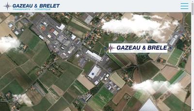 Site internet de Brelet Transports