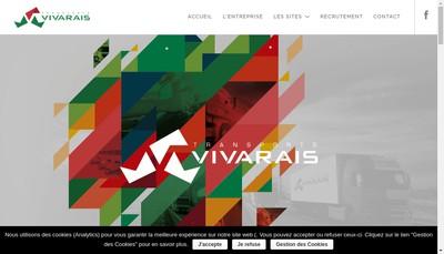 Site internet de Vivarais Valence