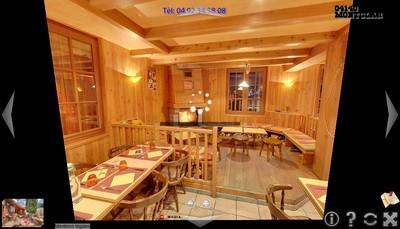 Site internet de Le Trappeur Pub