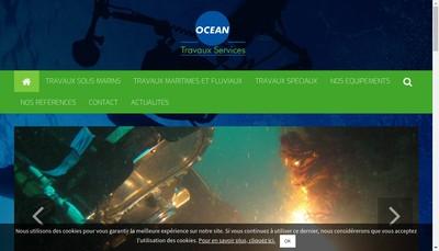 Site internet de Ots