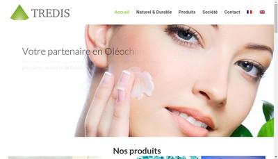Site internet de Tredis