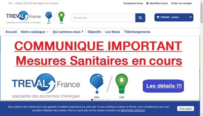 Site internet de Nerriere