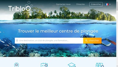 Site internet de Tribloo