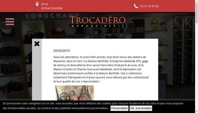 Site internet de Sacad'O