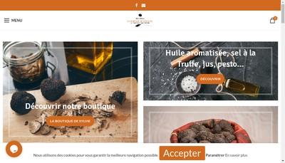 Site internet de La Rabasse de l'Enclave
