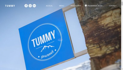 Site internet de Tummy