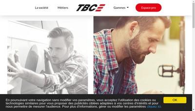Site internet de Turbocar