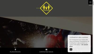Site internet de Twincom