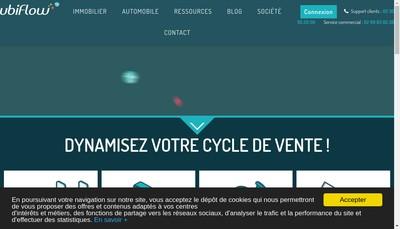 Site internet de Sitimmo Com