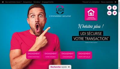 Site internet de Agence de Soisy