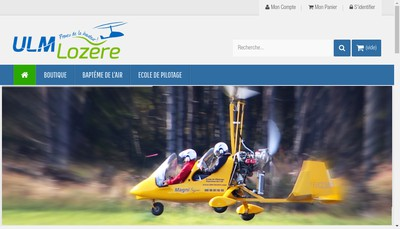 Site internet de Ulm Lozere