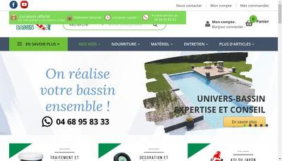Site internet de SARL Jardinerie d'Argeles