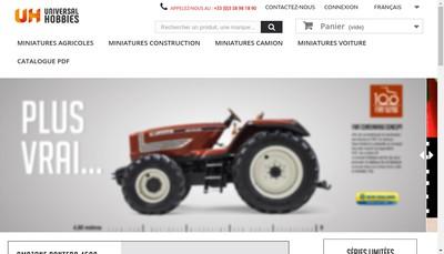 Site internet de Vendeuvre-Sift- Someca- le Robuste