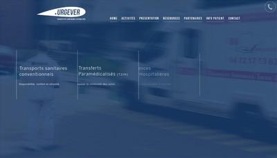 Site internet de Bb Ambulances