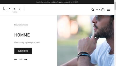 Site internet de Ursul