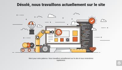 Site internet de Consortium des Producteurs