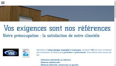 Site internet de VBE
