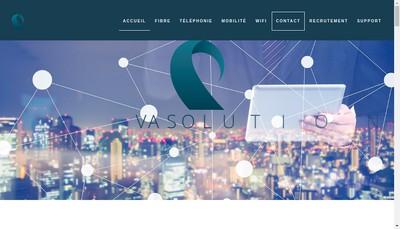 Site internet de Va Solutions