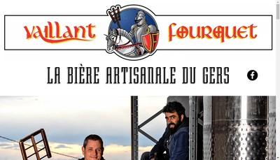 Site internet de Brasserie du Vaillant Fourquet