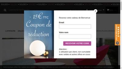 Site internet de Valente Cote Bain