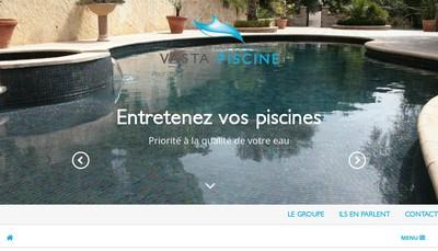 Site internet de Dpn Dauphin Piscines