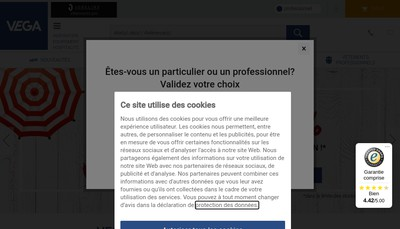 Site internet de Em Group France SARL