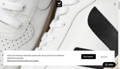 Site internet de Veja