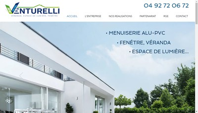 Site internet de Societe Expl Etablissements Venturelli