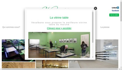 Site internet de Veralbane