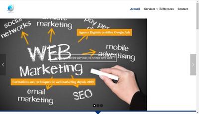 Site internet de Veryweb