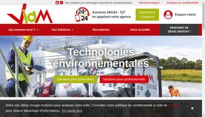 Site internet de Viam