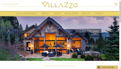 Site internet de Villazzo