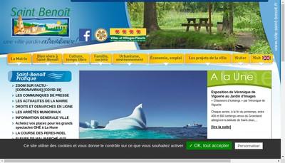 Site internet de D'Echallens
