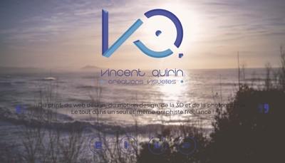 Site internet de Vincent Quirin