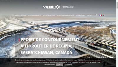 Site internet de Vct