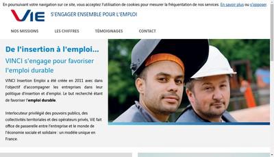 Site internet de Vie