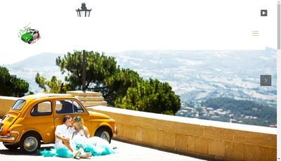 Site internet de Vintage Fiat 500
